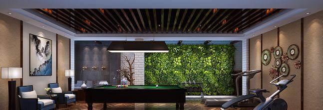 20万以上140平米别墅中式风格健身房装修图片大全