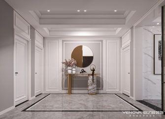 140平米四室一厅现代简约风格玄关图片大全
