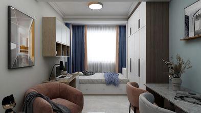 5-10万50平米一居室现代简约风格客厅欣赏图