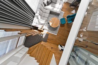 10-15万60平米复式工业风风格客厅效果图