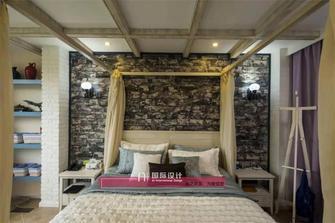 10-15万90平米新古典风格卧室图片大全