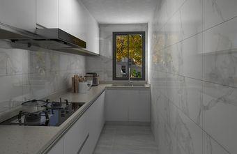 5-10万60平米一室一厅现代简约风格厨房装修图片大全