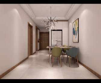 富裕型130平米三室两厅混搭风格餐厅装修图片大全