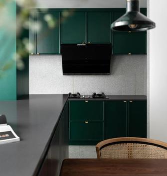 20万以上130平米三室一厅北欧风格厨房装修图片大全