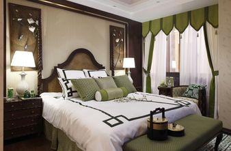10-15万120平米三室一厅东南亚风格卧室图片