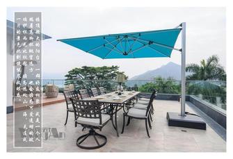 豪华型140平米别墅美式风格阳台装修案例