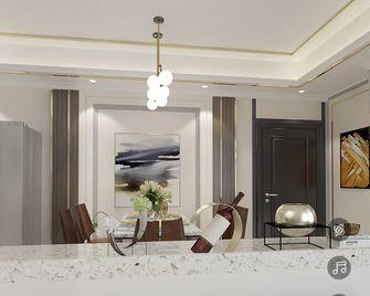 经济型130平米三室两厅轻奢风格玄关图