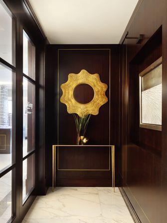 富裕型120平米三新古典风格玄关效果图