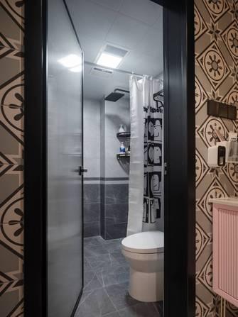 10-15万90平米三室两厅北欧风格卫生间设计图