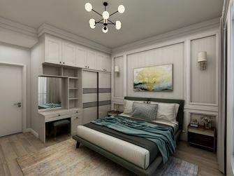 豪华型110平米三现代简约风格卧室效果图