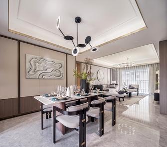 经济型110平米三中式风格餐厅设计图
