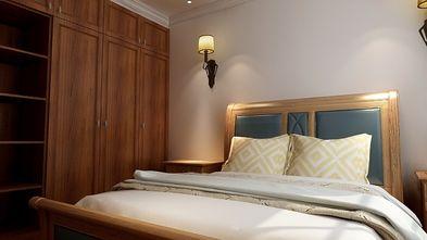 20万以上120平米复式中式风格卧室装修案例