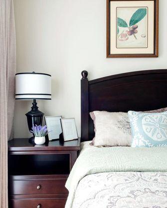 富裕型140平米三室两厅北欧风格卧室装修效果图