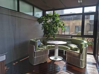 豪华型140平米别墅欧式风格阳光房装修效果图