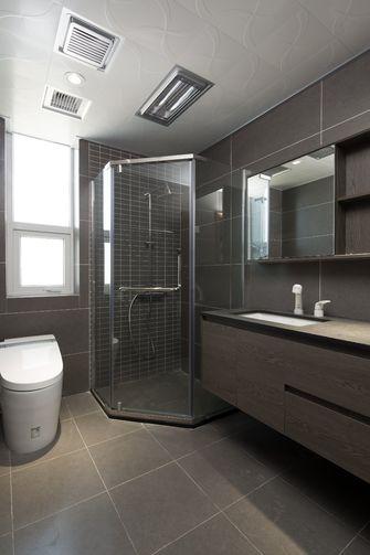 20万以上140平米别墅日式风格卫生间设计图