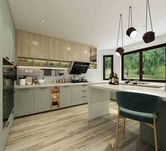 140平米四北欧风格厨房效果图