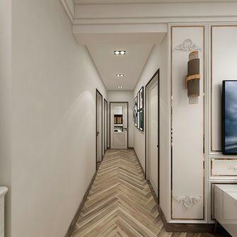 豪华型110平米三室两厅公装风格走廊图