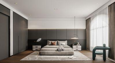20万以上140平米别墅轻奢风格卧室图