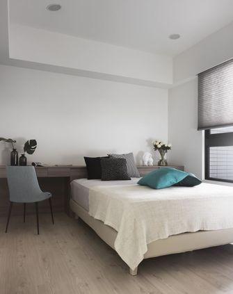 15-20万80平米三室两厅现代简约风格卧室效果图