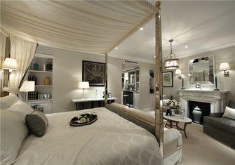 豪华型70平米一室一厅欧式风格卧室装修效果图