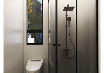5-10万60平米一室一厅日式风格卫生间装修效果图