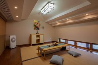 日式风格书房装修效果图