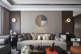 豪华型120平米三室两厅中式风格客厅效果图