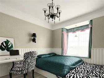 经济型80平米美式风格卧室装修效果图