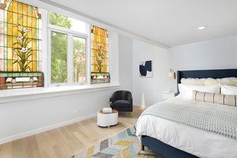 20万以上140平米美式风格卧室设计图