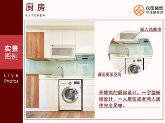 经济型30平米超小户型欧式风格厨房效果图
