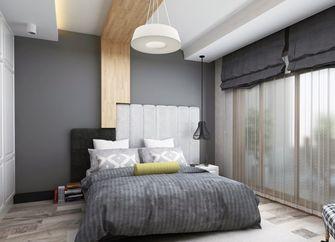 经济型50平米小户型工业风风格卧室图片大全
