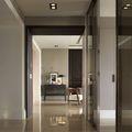 5-10万80平米中式风格走廊图