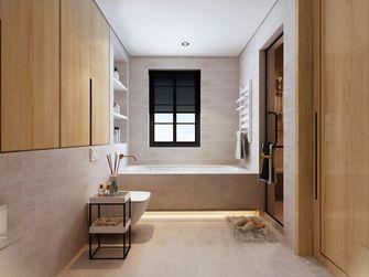140平米别墅日式风格卫生间装修案例