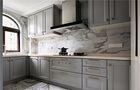 10-15万140平米四室两厅法式风格厨房欣赏图