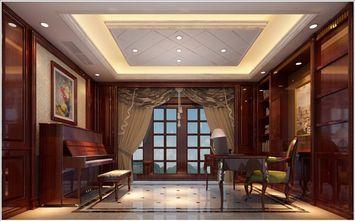 欧式风格书房装修案例