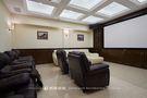 豪华型140平米别墅欧式风格影音室装修效果图
