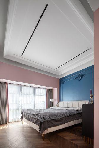 15-20万120平米三室一厅法式风格卧室图片大全