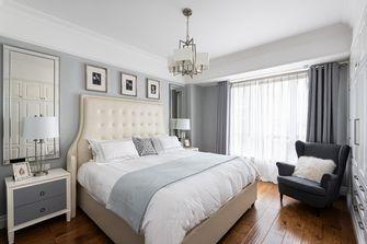 豪华型140平米四室两厅美式风格卧室装修图片大全