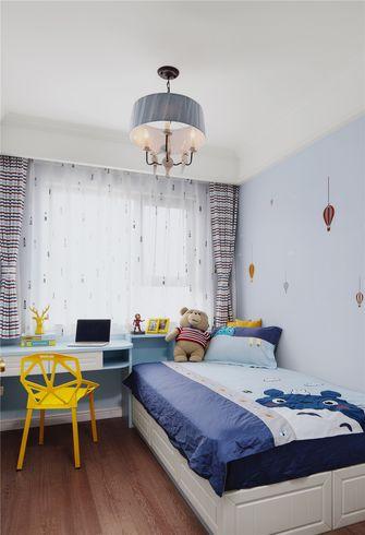 100平米三室两厅美式风格青少年房欣赏图
