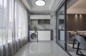 110平米三室两厅现代简约风格走廊图片大全