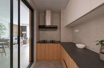 富裕型130平米三日式风格厨房装修效果图