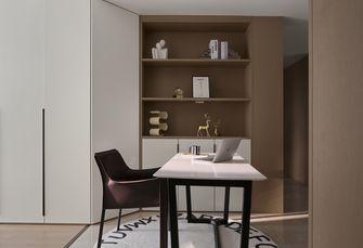 15-20万140平米三室两厅现代简约风格书房装修图片大全