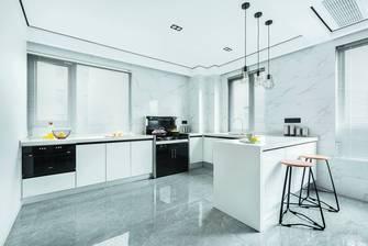 富裕型120平米北欧风格厨房设计图