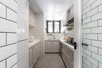 20万以上140平米四室一厅美式风格厨房图片