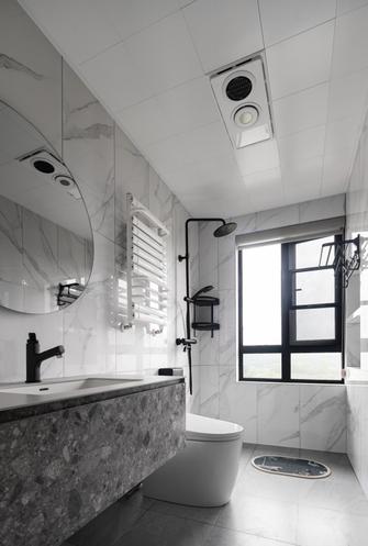 富裕型130平米三室三厅法式风格卫生间效果图