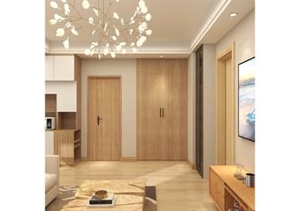 经济型70平米公寓日式风格客厅欣赏图