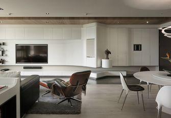 100平米三港式风格客厅设计图