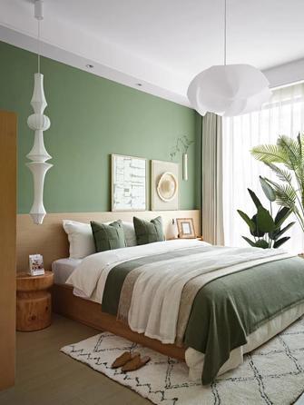 120平米四室三厅现代简约风格卧室效果图