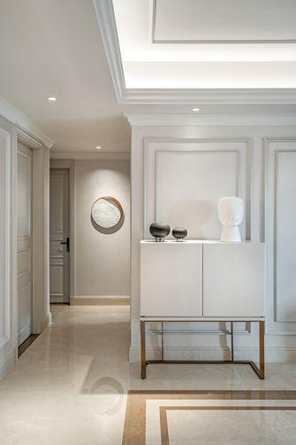 富裕型110平米一室一厅轻奢风格客厅欣赏图