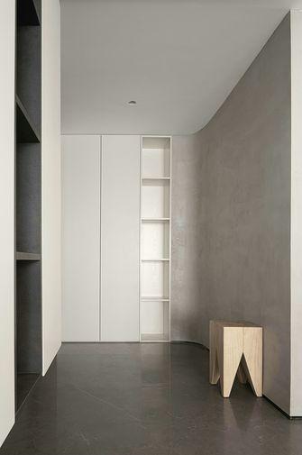 豪华型120平米三室两厅现代简约风格玄关图